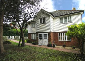 Thumbnail 4 bed detached house for sale in Park Place, Hawley Road, Blackwater, Camberley