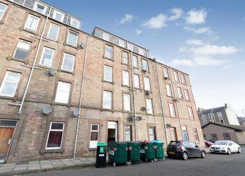 Thumbnail 1 bed flat for sale in Tannadice Street, Dundee