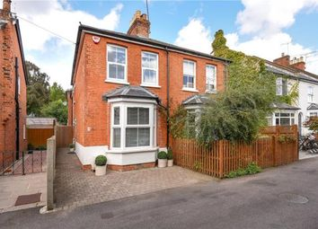 Thumbnail 2 bed semi-detached house for sale in Parkside Road, Sunningdale, Berkshire