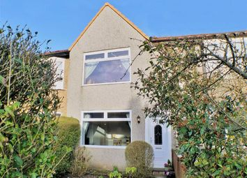 Thumbnail 2 bedroom terraced house for sale in Alyth Crescent, Clarkston, Glasgow