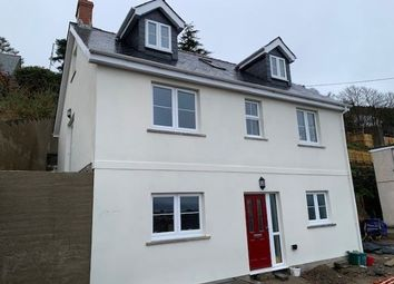Thumbnail 4 bed detached house for sale in Goedwig Terrace, Goodwick