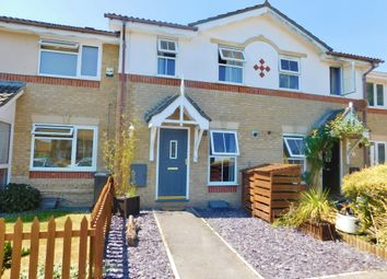 Thumbnail 2 bed terraced house for sale in Lanyard Drive, Gosport