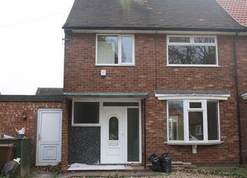 Thumbnail 4 bed terraced house to rent in Leander Road, Hull