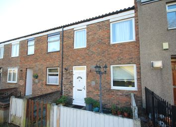 Thumbnail 3 bed terraced house to rent in Willowherb Walk, Harold Hill Romford