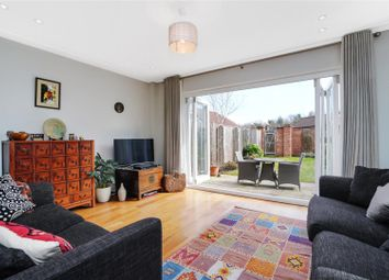 Thumbnail 3 bed terraced house for sale in Oatlands Avenue, Weybridge, Surrey