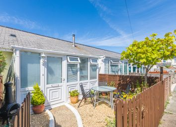 Thumbnail 2 bed terraced bungalow for sale in Salines Lane, St. Sampson, Guernsey