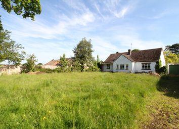 Thumbnail 3 bedroom bungalow for sale in Auction Shoulton Lane, Hallow, Hallow, Worcester