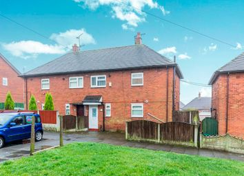 Thumbnail 3 bed semi-detached house for sale in Field Place, Stoke-On-Trent, Staffordshire