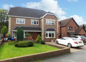 Thumbnail 5 bed detached house for sale in Clos Bryngwyn, Garden Village, Gorseinon, Swansea, West Glamorgan