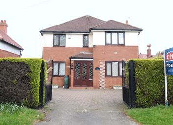 Thumbnail 4 bed detached house to rent in Scalby Road, Scarborough