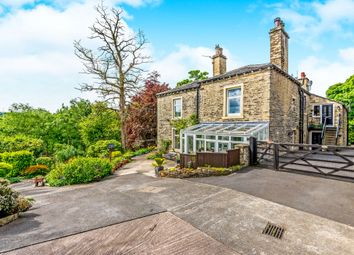 Thumbnail 4 bed detached house for sale in Fenny Royd, Hipperholme, Halifax