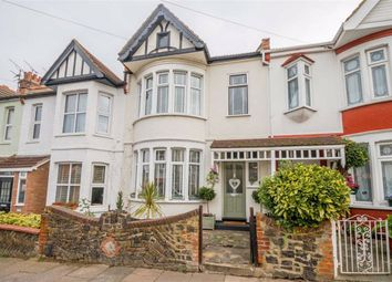 Thumbnail 4 bed terraced house for sale in Ronald Park Avenue, Westcliff-On-Sea, Essex
