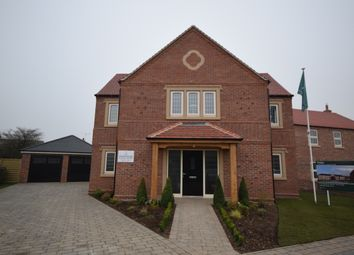 Thumbnail 3 bed detached house for sale in Plot 1, Trinity Development, Finningley, Doncaster