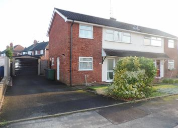 Thumbnail 3 bed semi-detached house to rent in Lancaster Road, Stafford