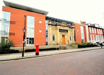 Thumbnail 2 bed flat for sale in Kingston Court, Jarratt Street, Hull