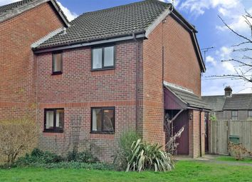 Thumbnail 1 bed end terrace house for sale in Balmoral Way, Petersfield, Hampshire