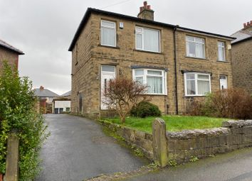 Thumbnail 3 bed semi-detached house for sale in Battye Avenue, Huddersfield