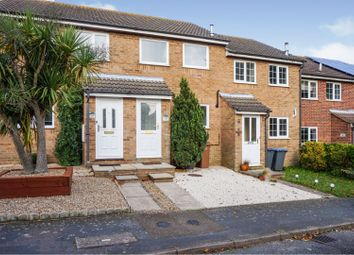 Thumbnail 2 bed terraced house for sale in Carr Avenue, Leiston