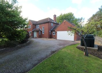 Thumbnail 4 bed detached house for sale in Main Street, Kirklington, Newark