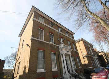 Thumbnail 4 bed flat to rent in Elms Road, London