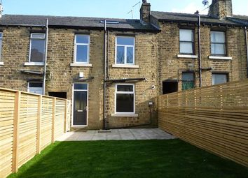 Thumbnail 2 bed terraced house for sale in May Street, Crosland Moor, Huddersfield