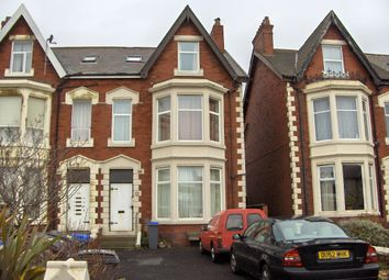 Thumbnail Studio to rent in Lytham Road, Blackpool
