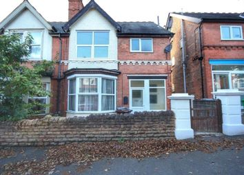 Thumbnail 4 bedroom semi-detached house for sale in Osborne Avenue, Nottingham, Nottinghamshire