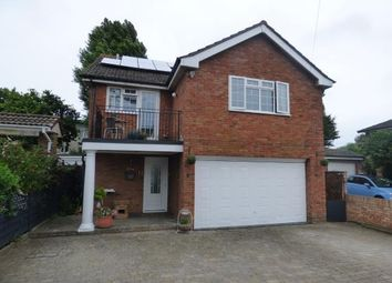 Thumbnail 4 bed detached house for sale in Dundonald Close, Hayling Island