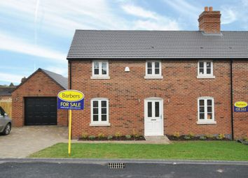 Thumbnail 4 bed end terrace house for sale in 7 William Ball Drive, Horsehay, Telford, Shropshire