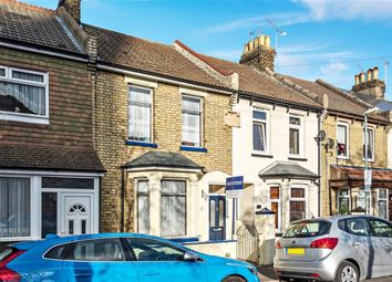 Thumbnail 3 bed terraced house for sale in York Avenue, Gillingham