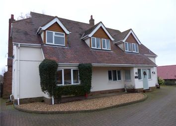 Thumbnail 4 bed detached house to rent in Hunters Lodge, Wood Farm, Wootton Green