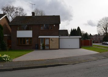 Thumbnail 4 bed detached house for sale in Kingsway Road, Stoneygate, Leicester