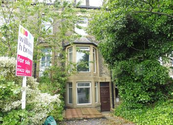Thumbnail 4 bed terraced house for sale in Queens Road, Halifax