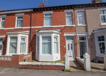 Thumbnail 3 bed terraced house to rent in Elm Street, Fleetwood, Lancashire