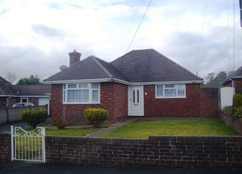 Thumbnail 3 bed detached bungalow to rent in Mill Close, Nursling, Southampton
