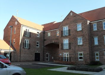 Thumbnail 2 bed flat to rent in Cloisters Mews, Bridlington