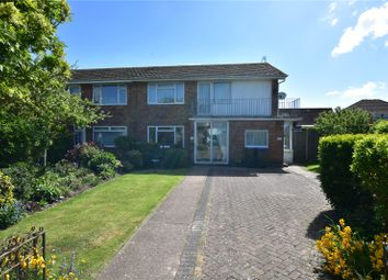 Thumbnail 2 bed flat for sale in Ingleside Crescent, Lancing, West Sussex