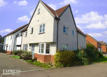 Thumbnail 4 bed semi-detached house for sale in Cowdrie Way, Springfield, Chelmsford, Essex