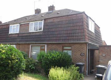 Thumbnail 1 bed maisonette to rent in Smithy Crescent, Arnold, Nottingham