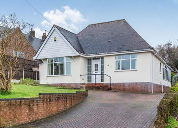 Thumbnail 2 bed bungalow for sale in Eastwood Avenue, Burslem, Stoke-On-Trent