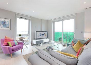 Thumbnail 3 bed flat for sale in Plough Road, Battersea, London