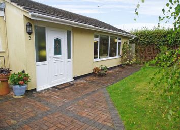 Thumbnail 3 bed detached bungalow for sale in St. Peters Close, Wilton, Salisbury