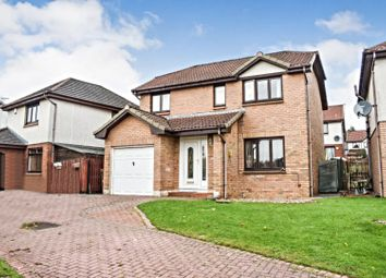 Thumbnail 4 bed detached house for sale in Waverley Crescent, Livingston