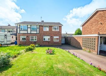 Thumbnail 3 bed semi-detached house for sale in Crab Lane, Cannock, Staffordshire