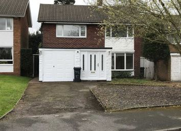 Thumbnail 3 bed detached house for sale in Hillcrest Road, Wylde Green, Sutton Coldfield