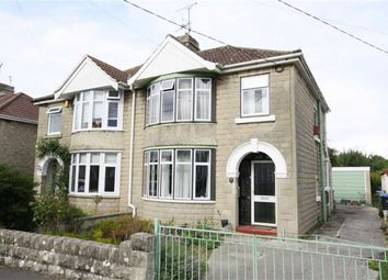Thumbnail 3 bed semi-detached house for sale in Dover Street, Chippenham, Wiltshire