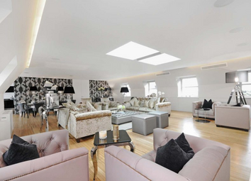 Thumbnail 3 bed flat to rent in Boydell Court, St Johns Wood