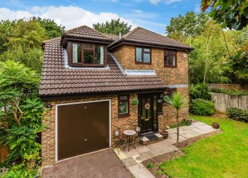Thumbnail 4 bed detached house for sale in Wildcroft Drive, North Holmwood, Dorking