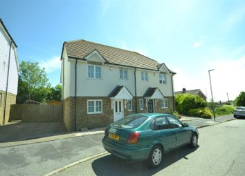 Thumbnail 3 bed semi-detached house for sale in Welton Rise, St. Leonards-On-Sea