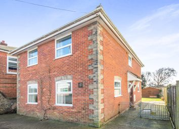 Thumbnail 4 bedroom detached house for sale in Church Road, Kessingland, Lowestoft